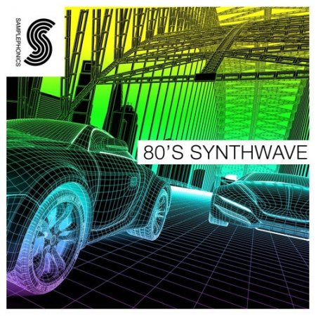 Samplephonics - 80's Synthwave