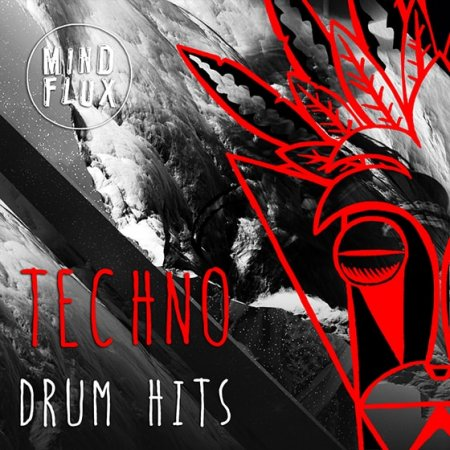 Mind Flux Techno Drum Hits