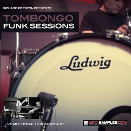 Richard Preston Presents Tombongo Funk Sessions
