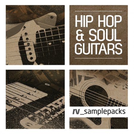 RV Sample Packs Hip Hop and Soul Guitars