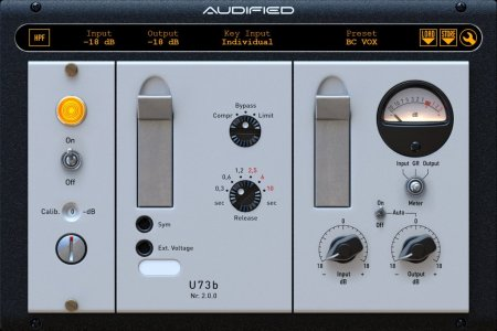 Audified U73b Compressor v2.0.0 x86 x64