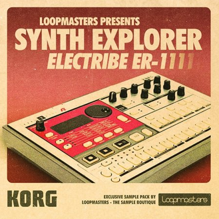 Loopmasters Synth Explorer ER1