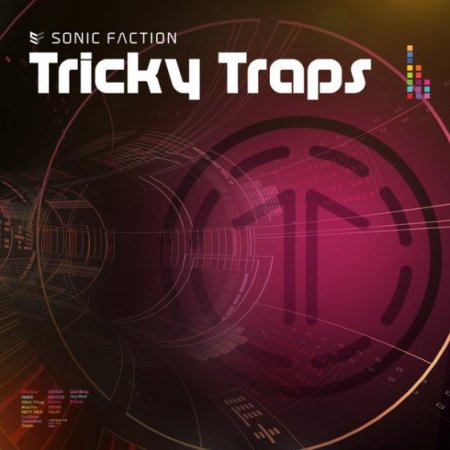 Sonic Faction Tricky Traps v1.5 (Ableton Live)