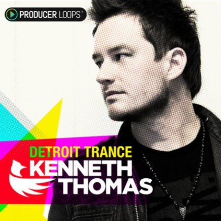 Producer Loops Kenneth Thomas Detroit Trance