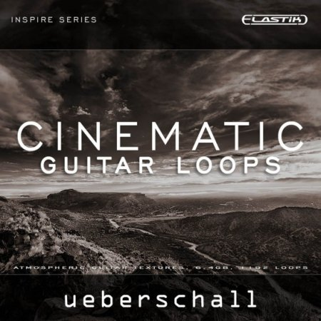 Ueberschall Cinematic Guitar Loops (Elastik)