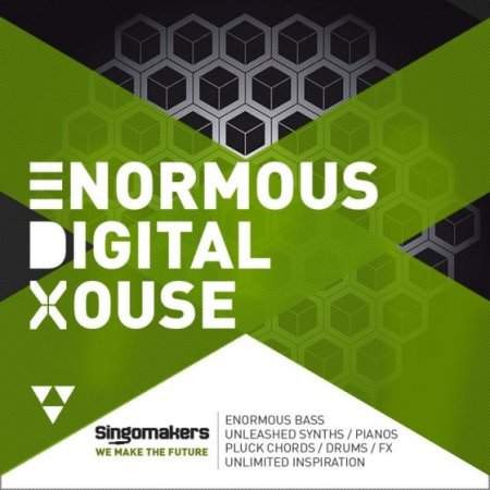 Singomakers Enormous Digital House