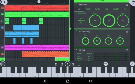 FL Studio Mobile v3.1.84 (Android)