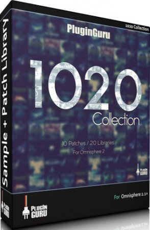 Pluginguru The 1020 Collection for Omnisphere 2