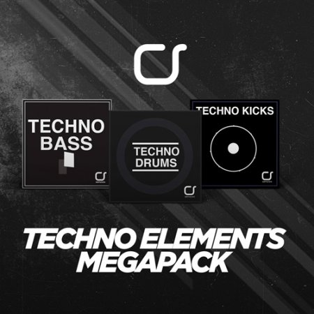 Cognition Strings Techno Elements Megapack