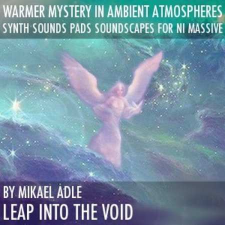 Leap Into The Void Warmer Mystery In Ambient Atmospheres for NI Massive