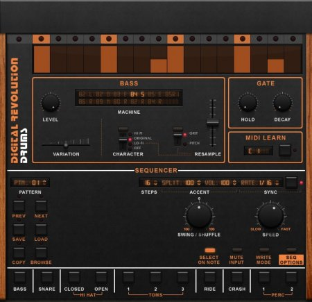 Wave Alchemy Digital Revolution (KONTAKT)