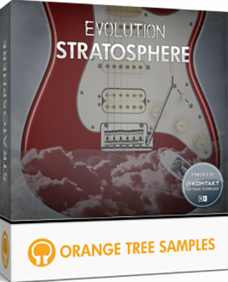 Orange Tree Samples Evolution Stratosphere (KONTAKT)
