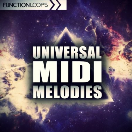 Function Loops Universal MIDI Melodies