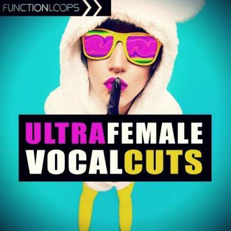 Function Loops Ultra Female Vocal Cuts