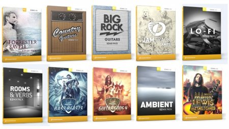 Toontrack EZmix Pack Bundle 2016.12.30 (Win/OSX)