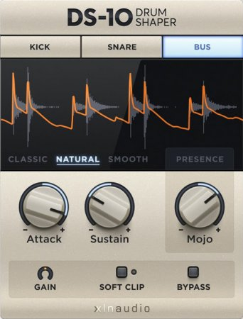 XLN Audio DS-10 Drum Shaper v1.0.5 x86 x64