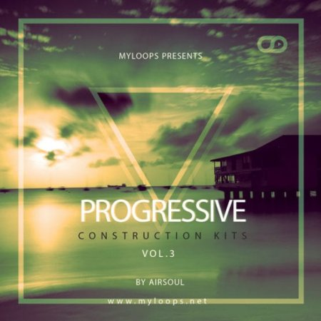 Myloops Airsoul Progressive Construction Kits Vol. 3