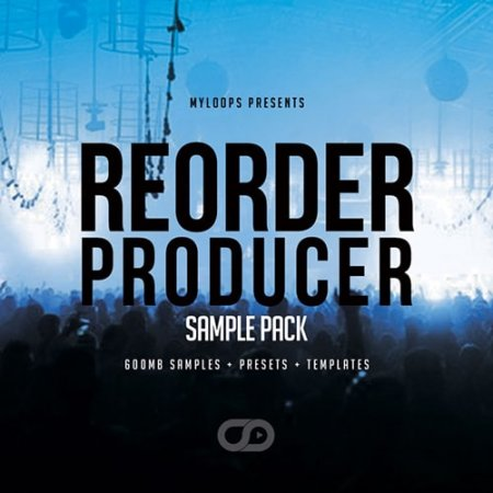 Myloops ReOrder Producer Sample Pack