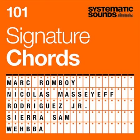 Systematic Sounds 101 Signature Chords