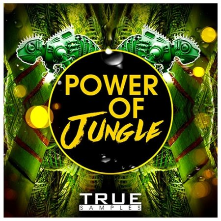 True Samples Power Of JUNGLE