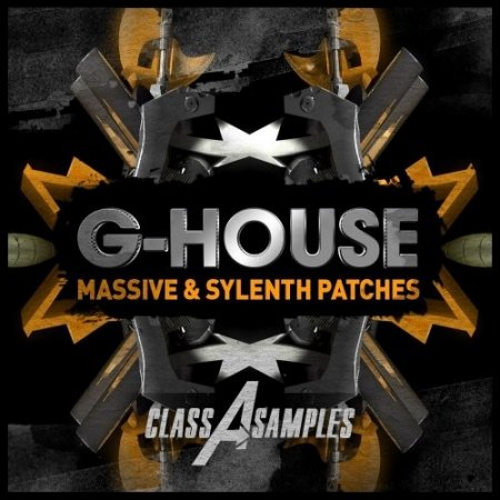 Class A Samples G-House For Massive and Sylenth1