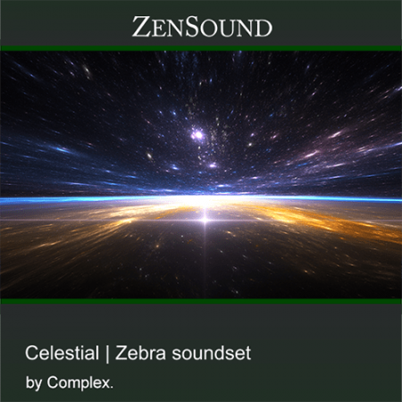 ZenSound Celestial Zebra Soundset