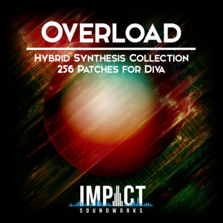 Impact Soundworks Overload for u-he Diva