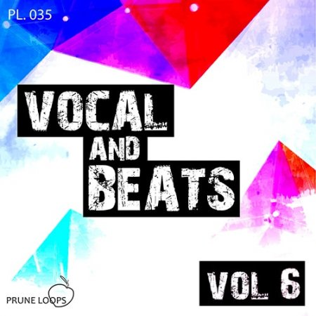 Prune Loops Vocals And Beats Vol 6