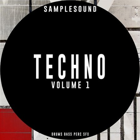 Samplesound Techno Volume 1