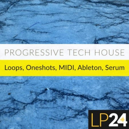 LP24 Progressive Tech House