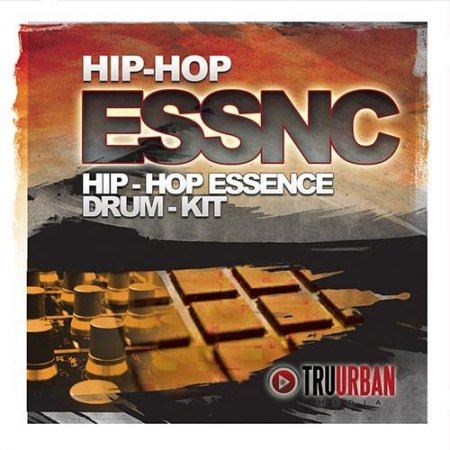 Tru-Urban Hip-Hop Essence Drum-Kit