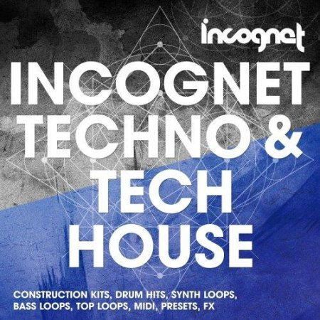 Incognet Techno And Tech House Pack