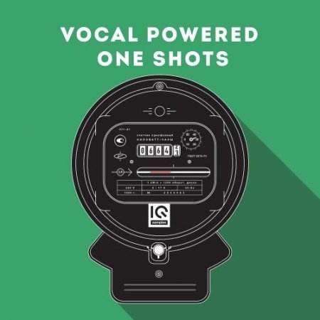 IQ Samples Vocal Powered One Shots