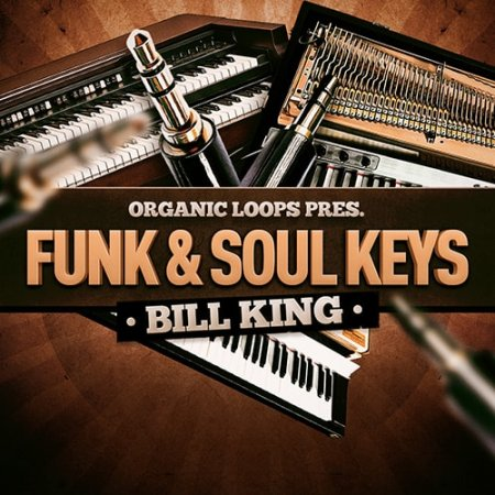 Organic Loops Funk and Soul Keys Bill King