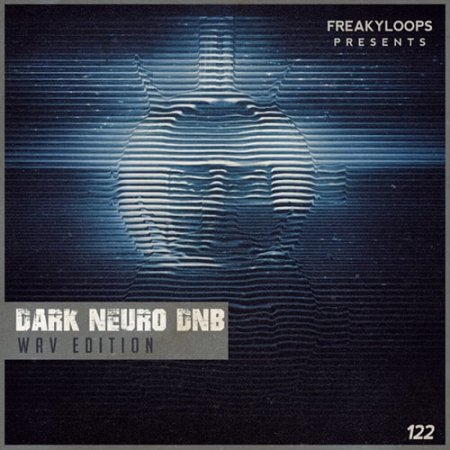 Freaky Loops Dark Neuro DnB WAV Edition