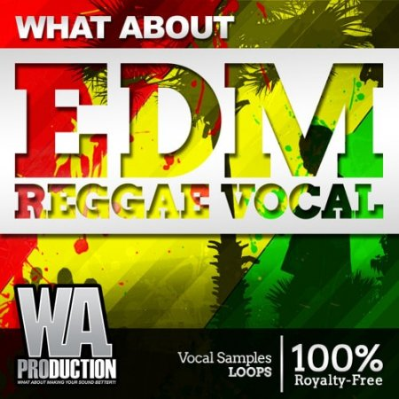 WA Production What About EDM Reggae Vocals