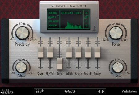 Audio Assault Verbstation v1.0 x86 x64