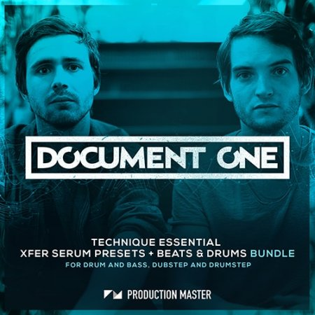 Production Master Document One Technique Essential