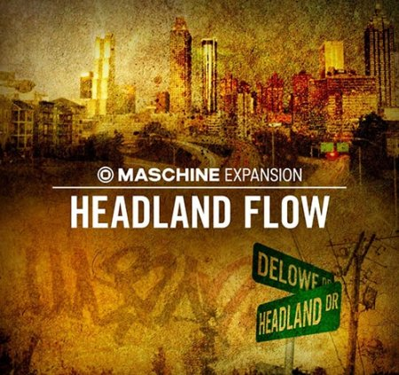 Native Instruments Maschine Expansion Headland Flow v1.0.0 (Maschine 2)