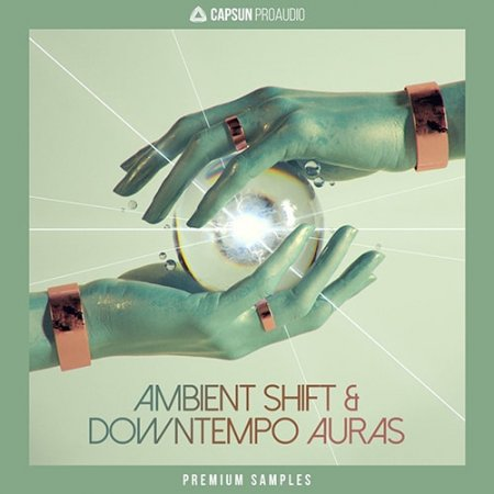 CAPSUN ProAudio Ambient Shift and Downtempo Auras