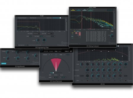 2nd Sense Audio Plugins Bundle v1.0.0 x86 x64