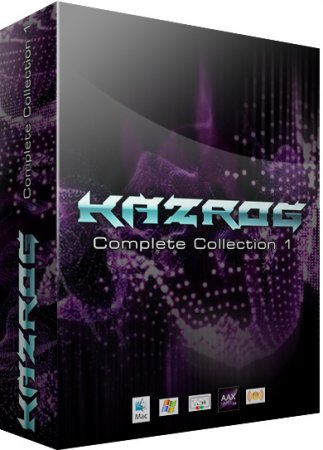 Kazrog Complete Collection 1 v1.0.1 x86 x64