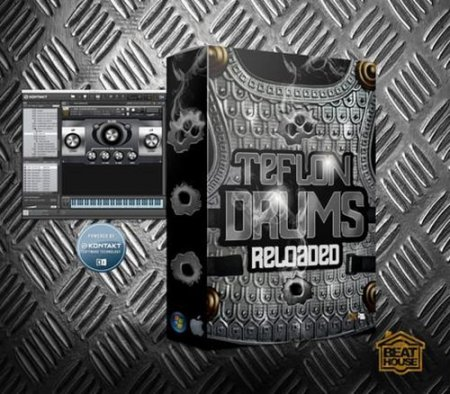 The Beat House Kits Teflon Drums Reloaded