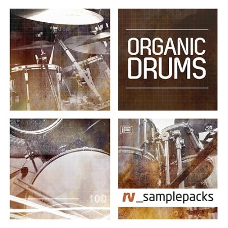 RV Samplepacks Organic Drums