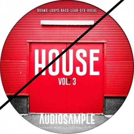 Audiosample House Vol 3