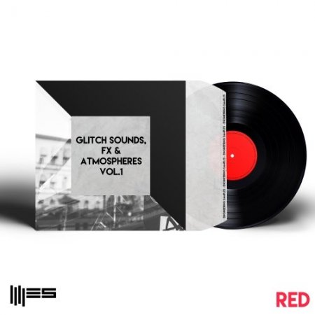 Engineering Samples RED Glitch Sounds FX and Atmospheres Vol.1