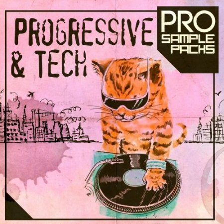 Pro Sample Packs Progressive And Tech
