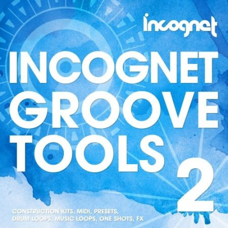 Incognet Incognet Groove Tools Vol.2