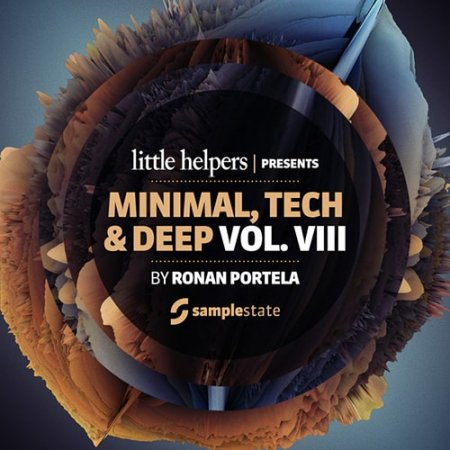 Samplestate Little Helpers Vol. 8 Ronan Portela