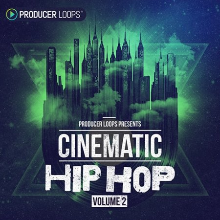 Producer Loops Cinematic Hip Hop Vol 2